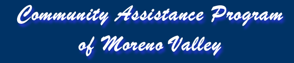 Community Assistance Program of Moreno Valley